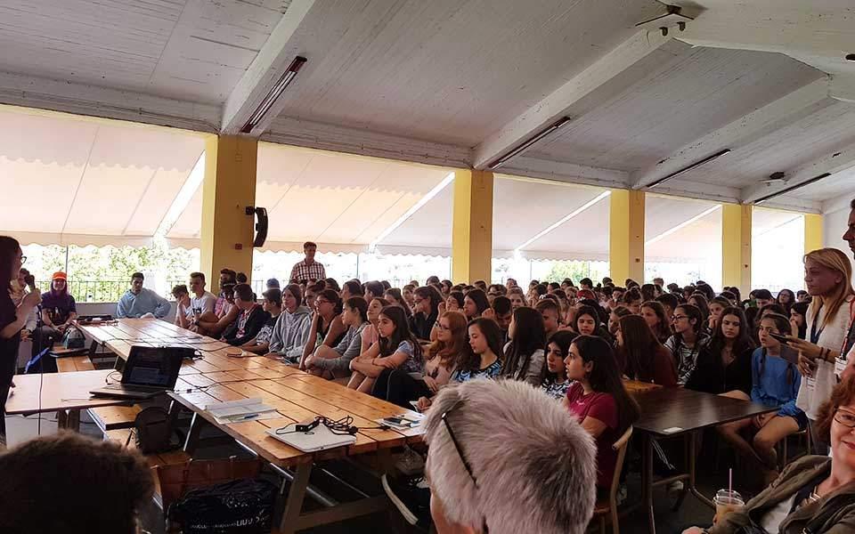 Ελληνογερμανική συνεργασία για τεχνικά επαγγέλματα